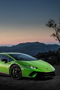 4k Lamborghini Huracan Performante