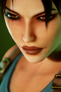 4k Lara Croft