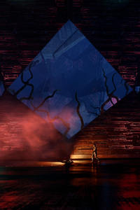 4k Mass Effect Andromeda Artwork