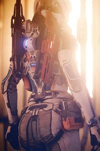 4k Mass Effect Andromeda