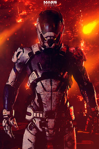 4k Mass Effect Andromeda HD