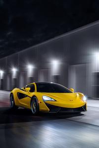 4k McLaren 570s