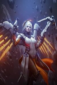 4k Mercy Overwatch 2018