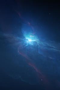 4k Nebula Space Sky