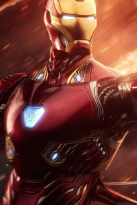 4k New Iron Man 2019