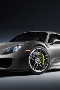 4k Porsche 918 Spyder