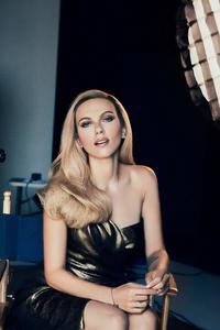 4k Scarlett Johansson Lux Campaign 2019