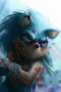 4k Sonic The Hedgehog