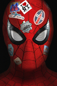 4k Spider Far From Home