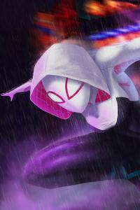 2160x3840 4k Spider Gwen Stacy