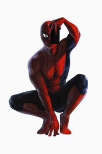 2160x3840 4k Spider Man Clicking Pictures