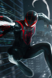 2160x3840 4k Spider Man Miles Morales 2020