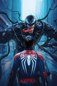 4k Spider Man Vs Venom