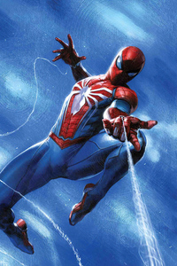 750x1334 4k Spiderman 2020