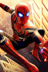 4k Spiderman Newart