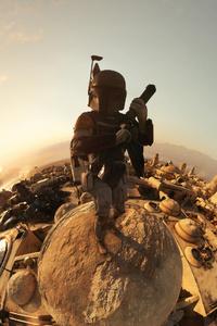 4k Star Wars Battlefront II