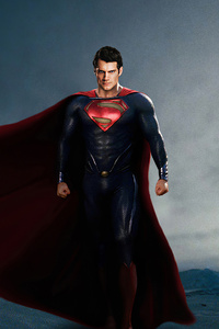 4k Superman Henry Cavill 2020