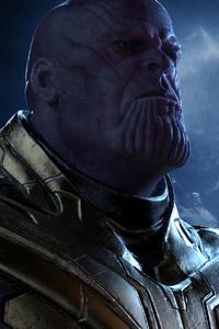 4k Thanos Infinity War