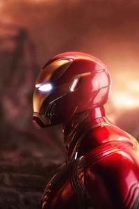 4k Thanos Vs Iron Man