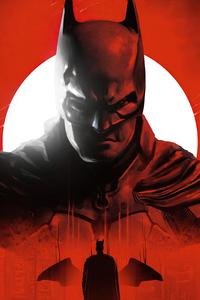 4k The Batman 2021 Art