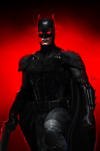 4k The Batman 2021 Artwork