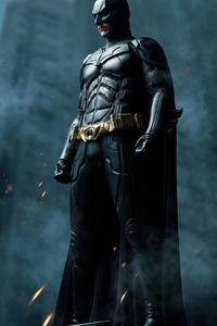 4k The Batman Knight