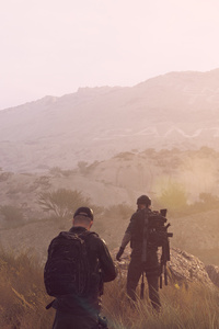 4k Tom Clancys Ghost Recon Wildlands 2019