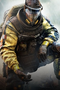 4k Tom Clancys Rainbow Six Siege Game