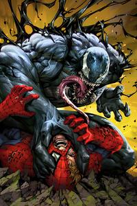 4k Venom 2020 Artworks