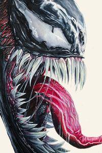 4k Venom Art