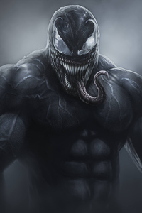 4k Venom Artwork 2018
