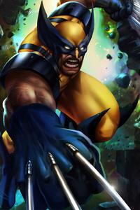 4k Wolverine Artwork 2020