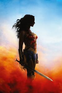4k Wonder Woman 2018