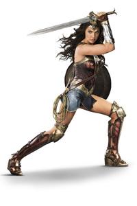 4k Wonder Woman