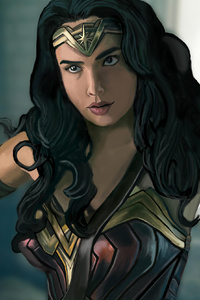 4k Wonder Woman Gal Gadot New