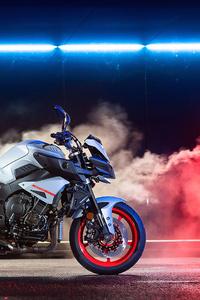 640x960 4k Yamaha Mt 10 2019
