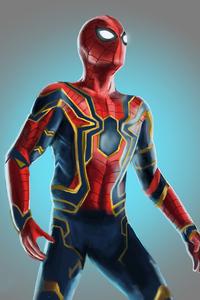 4kiron Spiderman