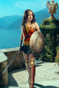 4kwonder Woman Cosplay 2019