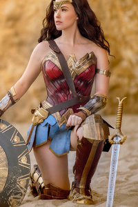 4kwonder Womancosplay