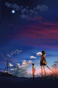 5 Centimeters Per Second 4k