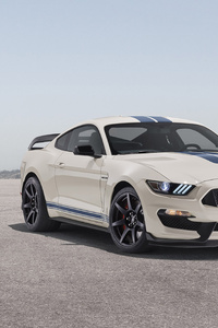 240x320 5k 2020 Shelby GT350 Heritage Edition