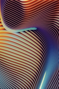 5k Abstract Shapes Retina Display