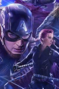 5k Avengers Endgame 2019