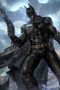 5k Batman Knight