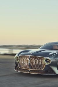 1280x2120 5k Bentley EXP 100 GT 2019