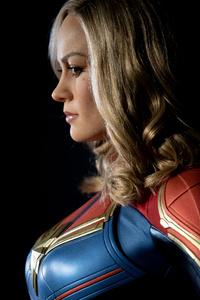 2160x3840 5k Captain Marvel