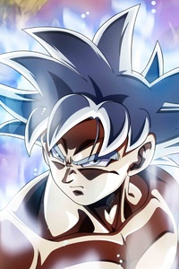 240x320 5k Goku Dragon Ball Super