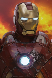 5k Iron Man New