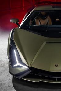 5k Lamborghini Sian 2021