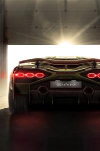 5k Lamborghini Sian